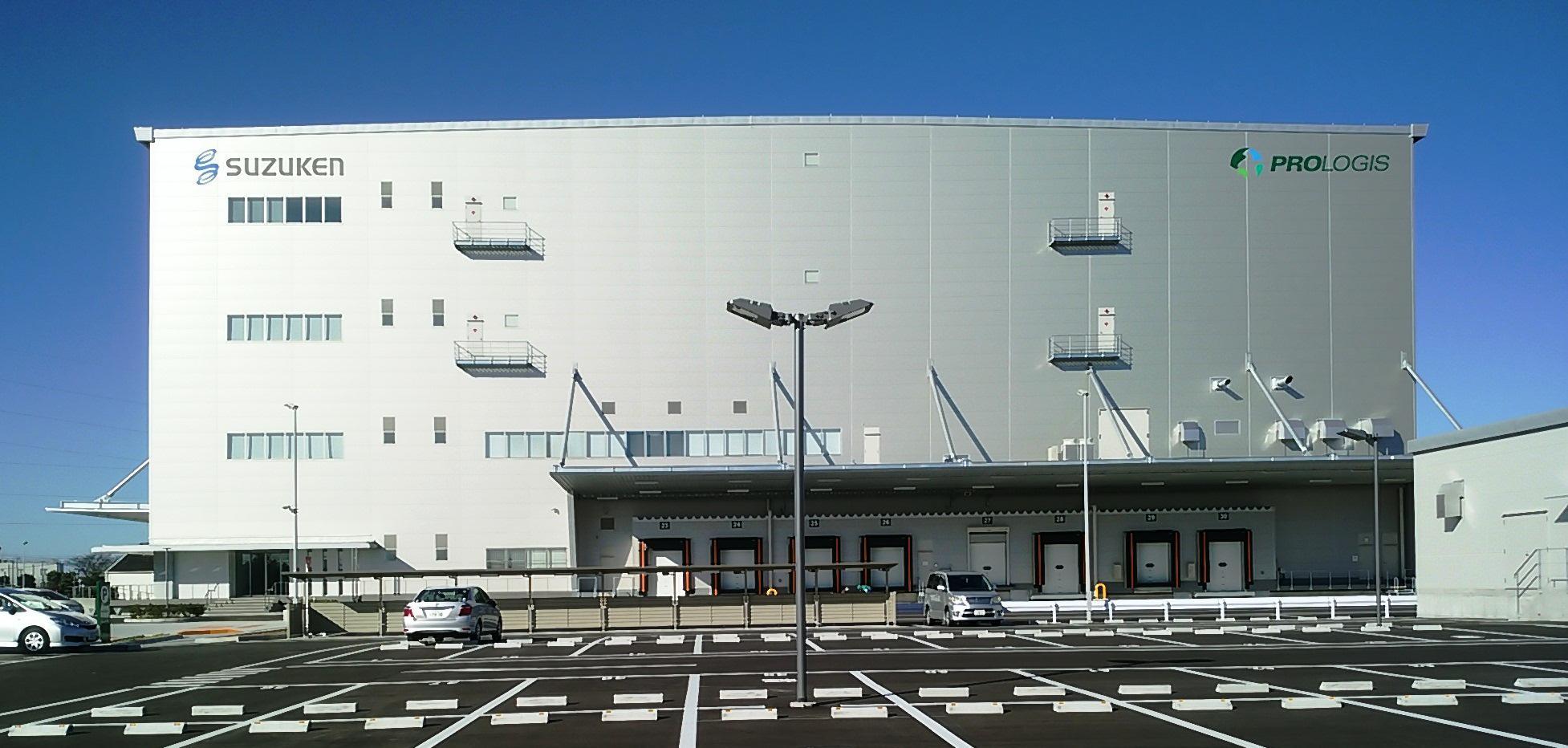 筑波物流センター
